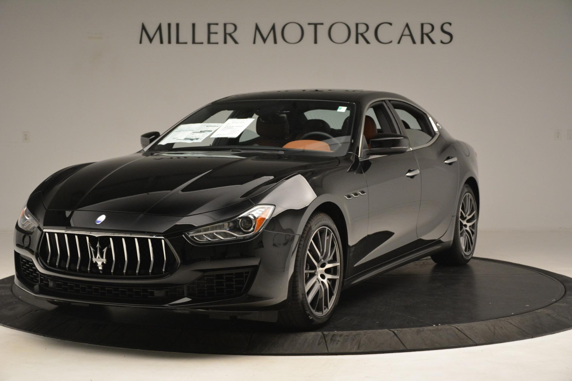 New 2019 Maserati Ghibli S Q4 for sale Sold at Bugatti of Greenwich in Greenwich CT 06830 1