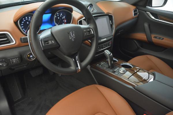 Used 2019 Maserati Ghibli S Q4 for sale Sold at Bugatti of Greenwich in Greenwich CT 06830 14