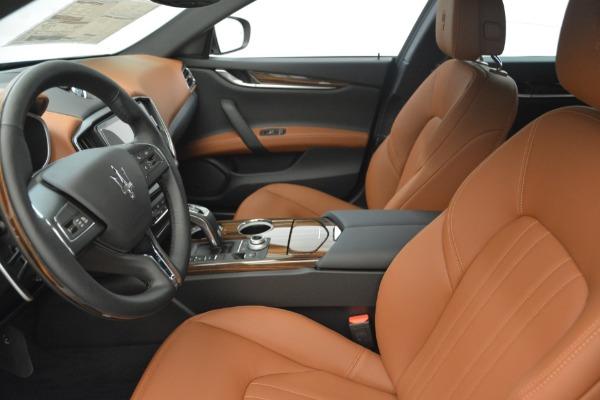 Used 2019 Maserati Ghibli S Q4 for sale Sold at Bugatti of Greenwich in Greenwich CT 06830 15