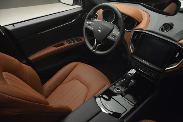 New 2019 Maserati Ghibli S Q4 for sale Sold at Bugatti of Greenwich in Greenwich CT 06830 18