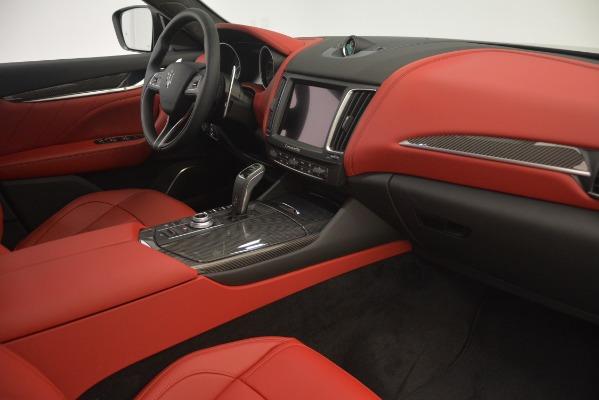 New 2019 Maserati Levante GTS for sale Sold at Bugatti of Greenwich in Greenwich CT 06830 14