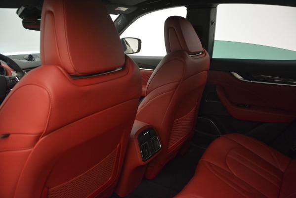 New 2019 Maserati Levante GTS for sale Sold at Bugatti of Greenwich in Greenwich CT 06830 20