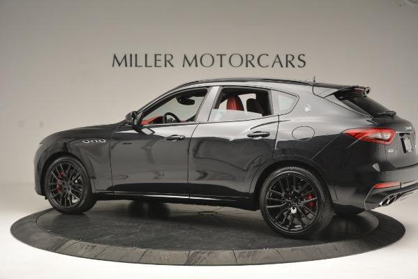 New 2019 Maserati Levante GTS for sale Sold at Bugatti of Greenwich in Greenwich CT 06830 4