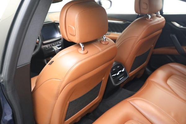 New 2019 Maserati Ghibli S Q4 GranLusso for sale Sold at Bugatti of Greenwich in Greenwich CT 06830 17
