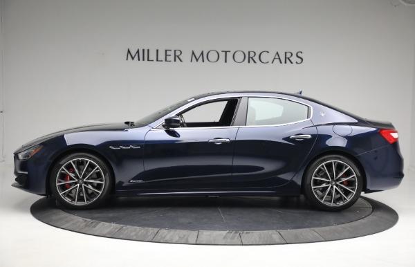 New 2019 Maserati Ghibli S Q4 GranLusso for sale Sold at Bugatti of Greenwich in Greenwich CT 06830 3