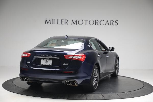 New 2019 Maserati Ghibli S Q4 GranLusso for sale Sold at Bugatti of Greenwich in Greenwich CT 06830 7