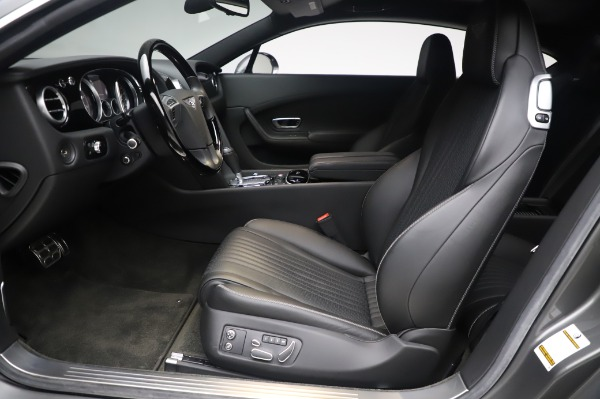Used 2016 Bentley Continental GT W12 for sale Sold at Bugatti of Greenwich in Greenwich CT 06830 14