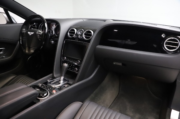 Used 2016 Bentley Continental GT W12 for sale Sold at Bugatti of Greenwich in Greenwich CT 06830 18