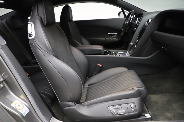 Used 2016 Bentley Continental GT W12 for sale Sold at Bugatti of Greenwich in Greenwich CT 06830 19