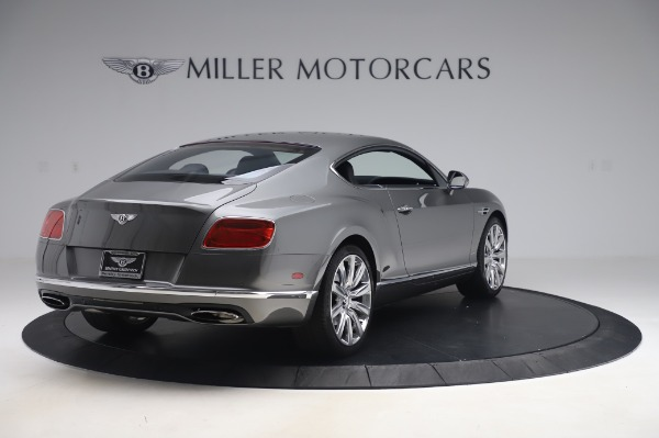 Used 2016 Bentley Continental GT W12 for sale Sold at Bugatti of Greenwich in Greenwich CT 06830 7