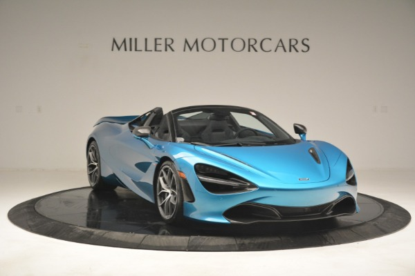 New 2019 McLaren 720S Spider for sale Sold at Bugatti of Greenwich in Greenwich CT 06830 11