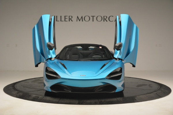 New 2019 McLaren 720S Spider for sale Sold at Bugatti of Greenwich in Greenwich CT 06830 12