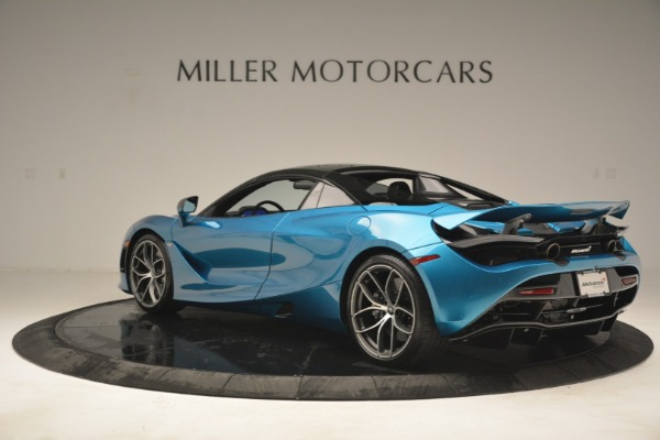 New 2019 McLaren 720S Spider for sale Sold at Bugatti of Greenwich in Greenwich CT 06830 16