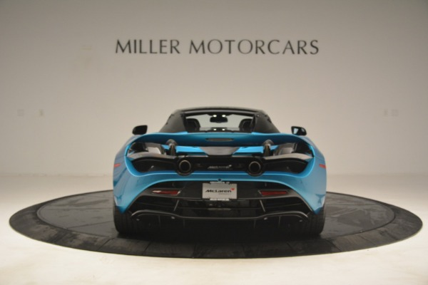 New 2019 McLaren 720S Spider for sale Sold at Bugatti of Greenwich in Greenwich CT 06830 17