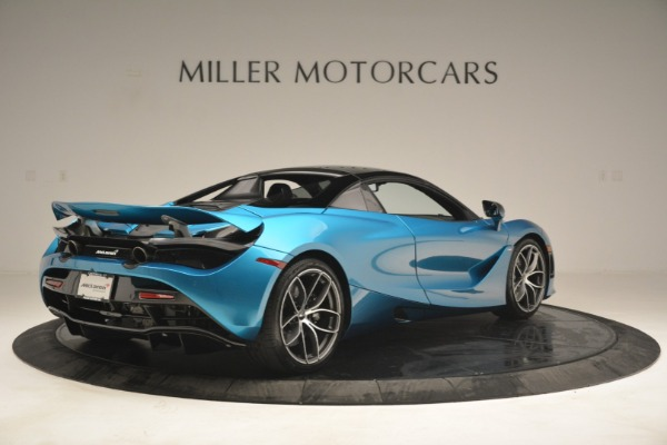 New 2019 McLaren 720S Spider for sale Sold at Bugatti of Greenwich in Greenwich CT 06830 18
