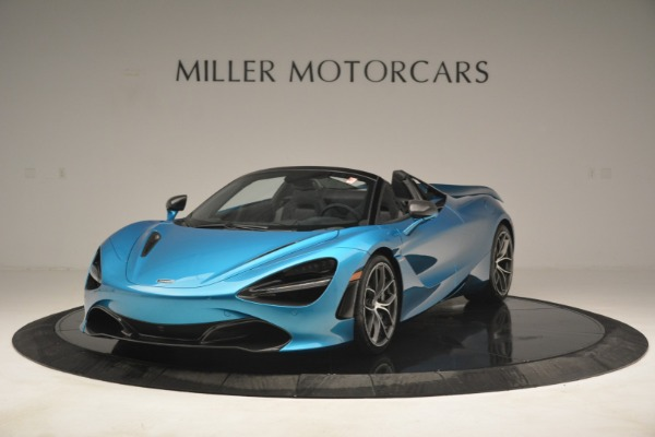 New 2019 McLaren 720S Spider for sale Sold at Bugatti of Greenwich in Greenwich CT 06830 2