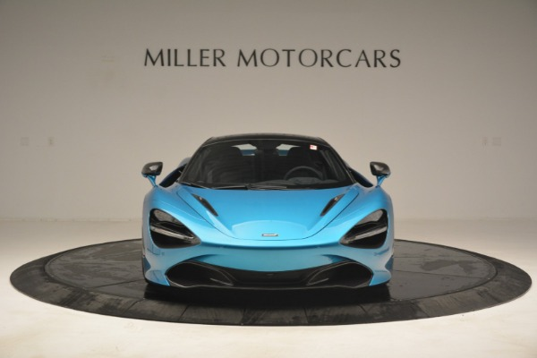 New 2019 McLaren 720S Spider for sale Sold at Bugatti of Greenwich in Greenwich CT 06830 21