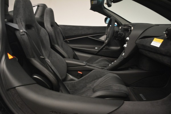 New 2019 McLaren 720S Spider for sale Sold at Bugatti of Greenwich in Greenwich CT 06830 27