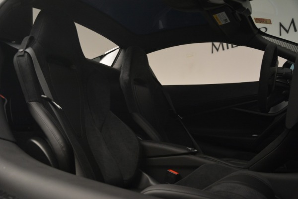New 2019 McLaren 720S Spider for sale Sold at Bugatti of Greenwich in Greenwich CT 06830 28