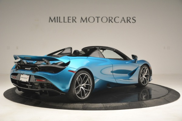 New 2019 McLaren 720S Spider for sale Sold at Bugatti of Greenwich in Greenwich CT 06830 7