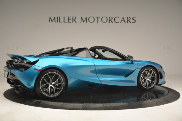 New 2019 McLaren 720S Spider for sale Sold at Bugatti of Greenwich in Greenwich CT 06830 8