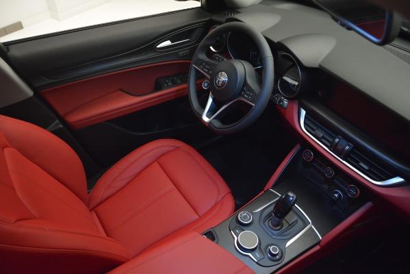 New 2019 Alfa Romeo Stelvio Q4 for sale Sold at Bugatti of Greenwich in Greenwich CT 06830 15