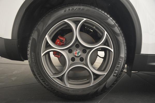 New 2019 Alfa Romeo Stelvio Q4 for sale Sold at Bugatti of Greenwich in Greenwich CT 06830 19