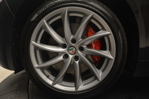 New 2019 Alfa Romeo Giulia Q4 for sale Sold at Bugatti of Greenwich in Greenwich CT 06830 22