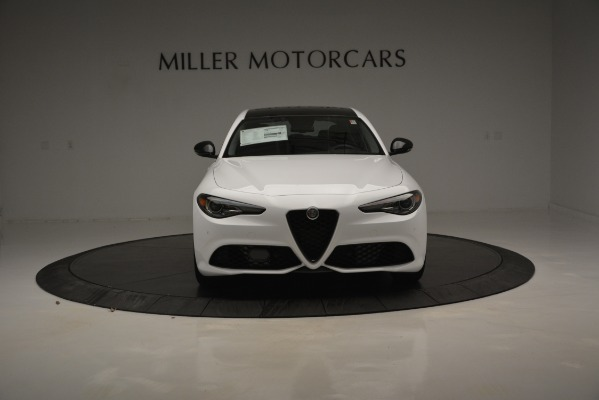 New 2019 Alfa Romeo Giulia Ti Sport Q4 for sale Sold at Bugatti of Greenwich in Greenwich CT 06830 13
