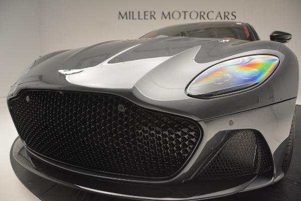 New 2019 Aston Martin DBS Superleggera for sale Sold at Bugatti of Greenwich in Greenwich CT 06830 14