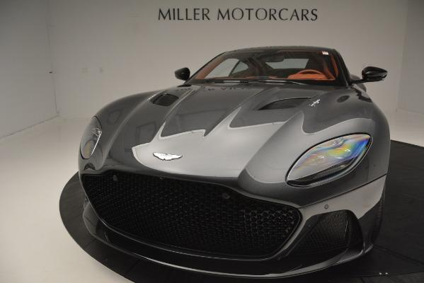 New 2019 Aston Martin DBS Superleggera for sale Sold at Bugatti of Greenwich in Greenwich CT 06830 15