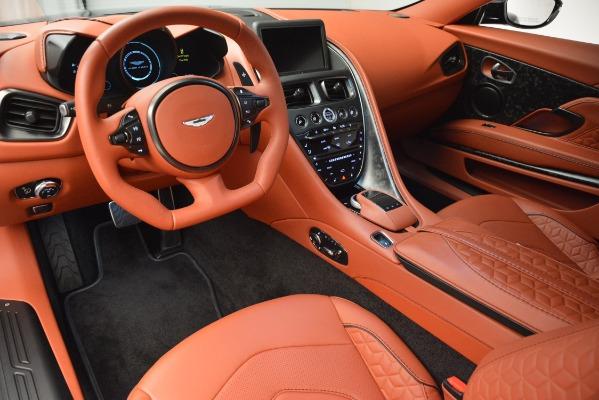 Used 2019 Aston Martin DBS Superleggera Coupe for sale $265,900 at Bugatti of Greenwich in Greenwich CT 06830 19