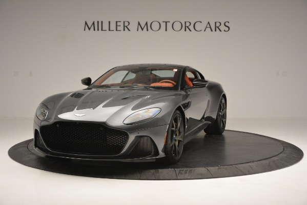 Used 2019 Aston Martin DBS Superleggera Coupe for sale $265,900 at Bugatti of Greenwich in Greenwich CT 06830 2