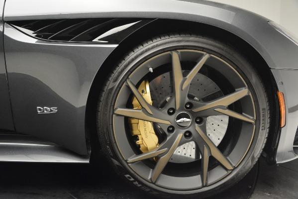 Used 2019 Aston Martin DBS Superleggera Coupe for sale $265,900 at Bugatti of Greenwich in Greenwich CT 06830 23