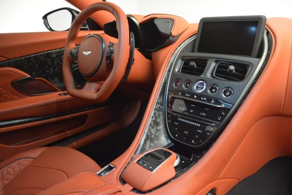 New 2019 Aston Martin DBS Superleggera for sale Sold at Bugatti of Greenwich in Greenwich CT 06830 24