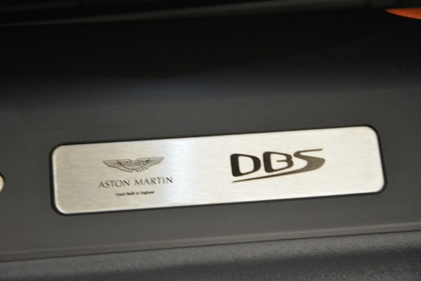 New 2019 Aston Martin DBS Superleggera for sale Sold at Bugatti of Greenwich in Greenwich CT 06830 27