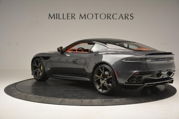 New 2019 Aston Martin DBS Superleggera for sale Sold at Bugatti of Greenwich in Greenwich CT 06830 4