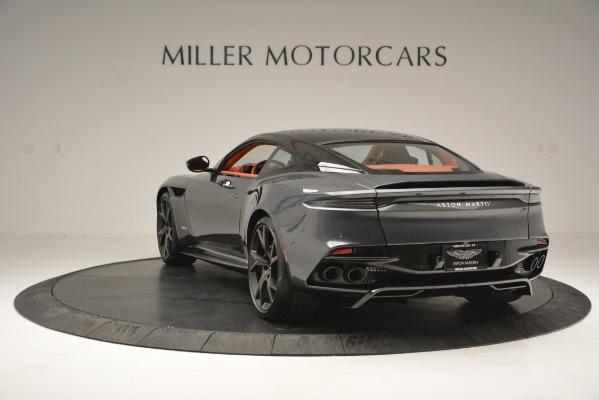 New 2019 Aston Martin DBS Superleggera for sale Sold at Bugatti of Greenwich in Greenwich CT 06830 5