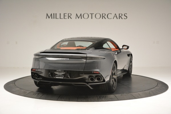 New 2019 Aston Martin DBS Superleggera for sale Sold at Bugatti of Greenwich in Greenwich CT 06830 7