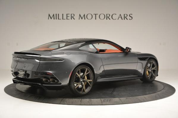 New 2019 Aston Martin DBS Superleggera for sale Sold at Bugatti of Greenwich in Greenwich CT 06830 8