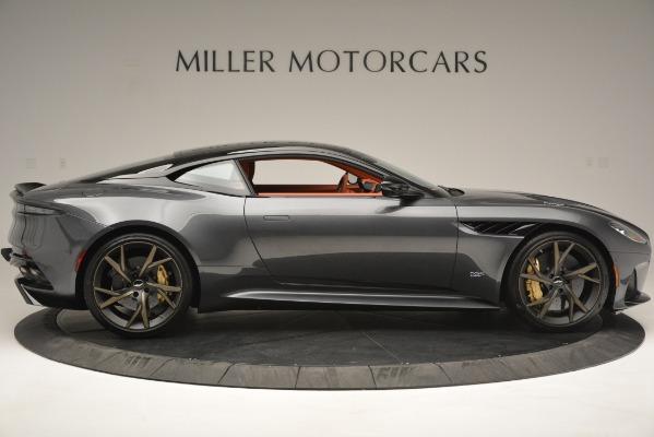 New 2019 Aston Martin DBS Superleggera for sale Sold at Bugatti of Greenwich in Greenwich CT 06830 9
