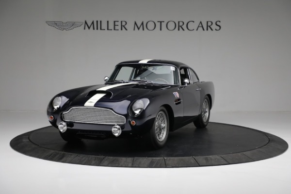 Used 2018 Aston Martin DB4 GT for sale Call for price at Bugatti of Greenwich in Greenwich CT 06830 12