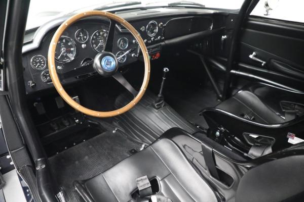 New 2018 Aston Martin DB4 GT Continuation Coupe for sale Call for price at Bugatti of Greenwich in Greenwich CT 06830 13