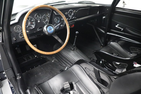 Used 2018 Aston Martin DB4 GT for sale Call for price at Bugatti of Greenwich in Greenwich CT 06830 13