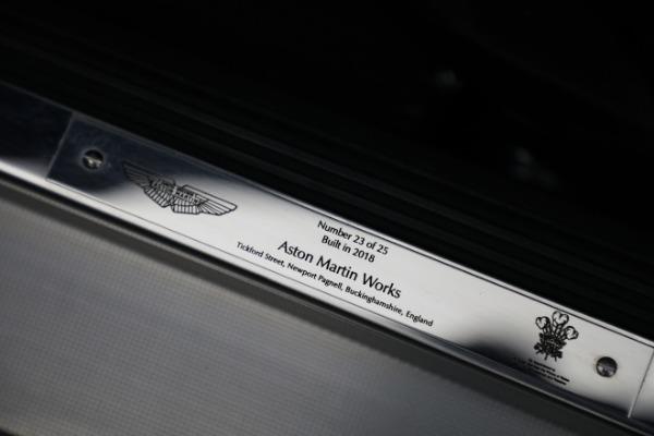 New 2018 Aston Martin DB4 GT Continuation Coupe for sale Call for price at Bugatti of Greenwich in Greenwich CT 06830 21