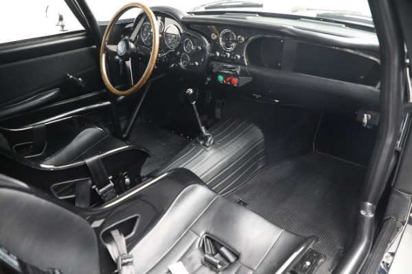 New 2018 Aston Martin DB4 GT Continuation Coupe for sale Call for price at Bugatti of Greenwich in Greenwich CT 06830 22
