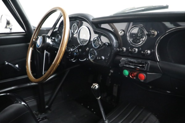 New 2018 Aston Martin DB4 GT Continuation Coupe for sale Call for price at Bugatti of Greenwich in Greenwich CT 06830 24