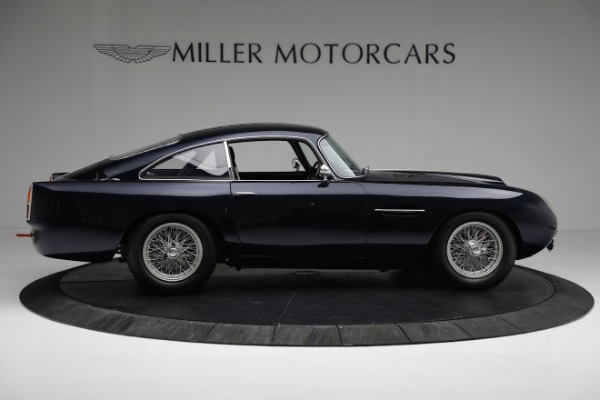 Used 2018 Aston Martin DB4 GT for sale Call for price at Bugatti of Greenwich in Greenwich CT 06830 8