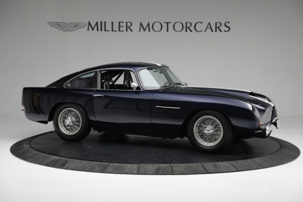 Used 2018 Aston Martin DB4 GT for sale Call for price at Bugatti of Greenwich in Greenwich CT 06830 9