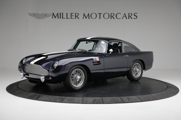 Used 2018 Aston Martin DB4 GT for sale Call for price at Bugatti of Greenwich in Greenwich CT 06830 1
